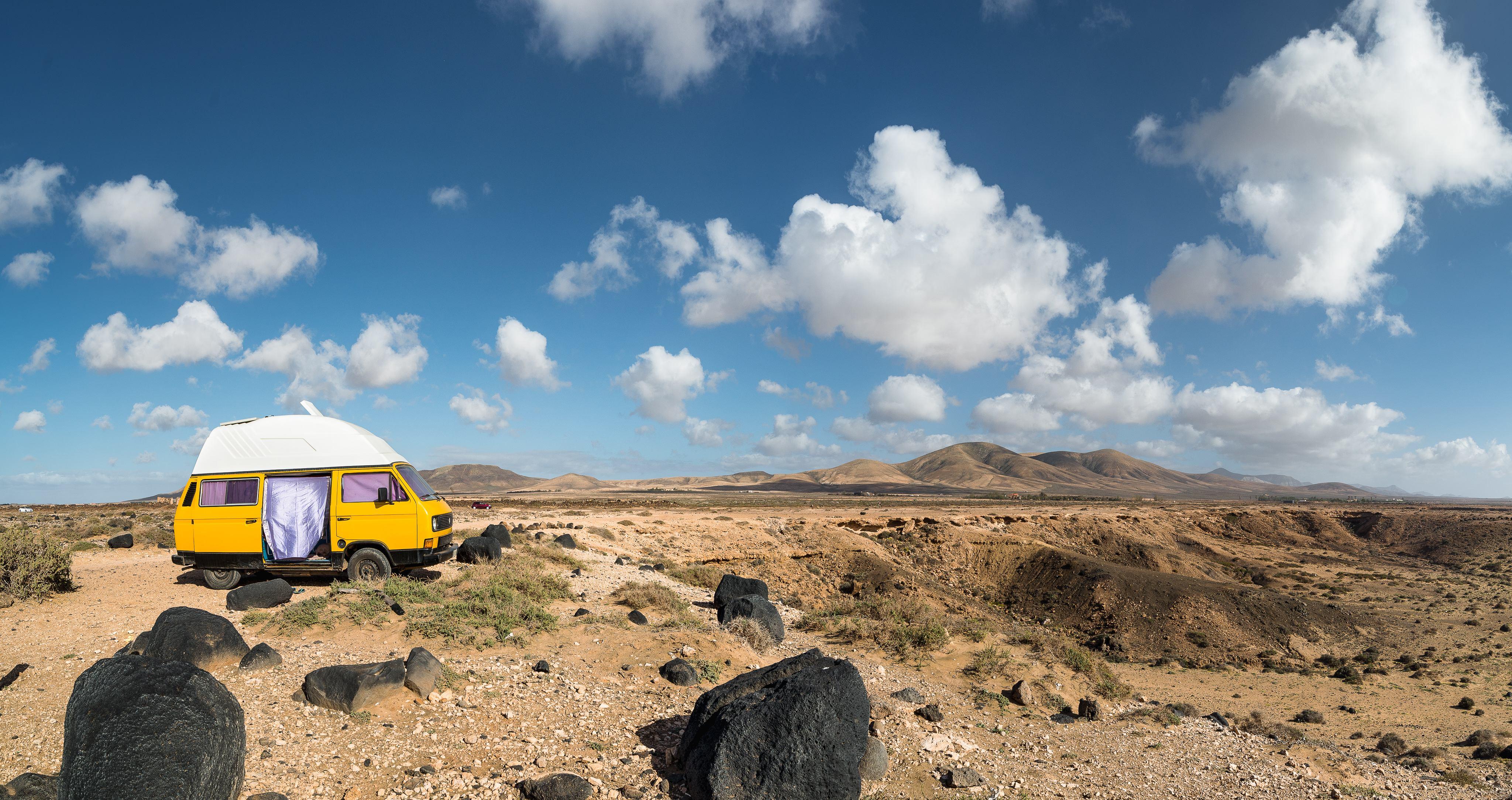 Fuerteventura – The Paradise Island