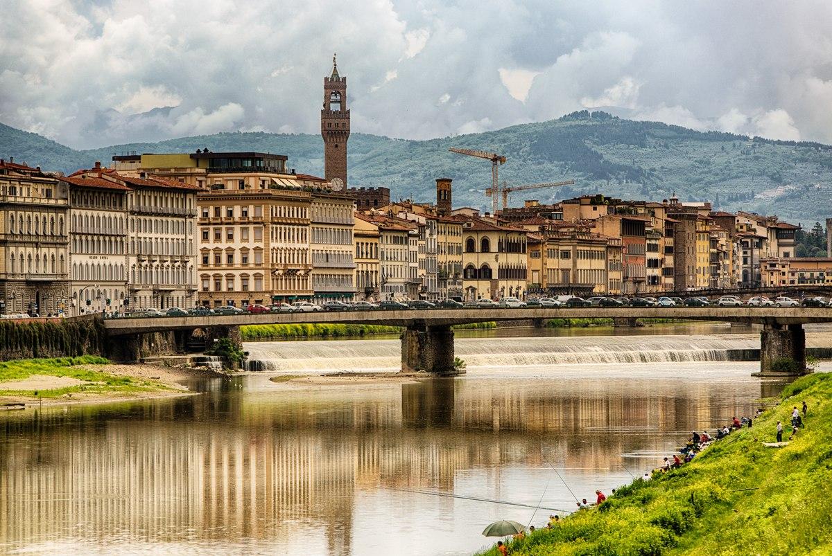 Ponte Amerigo Vespucci, Florence
