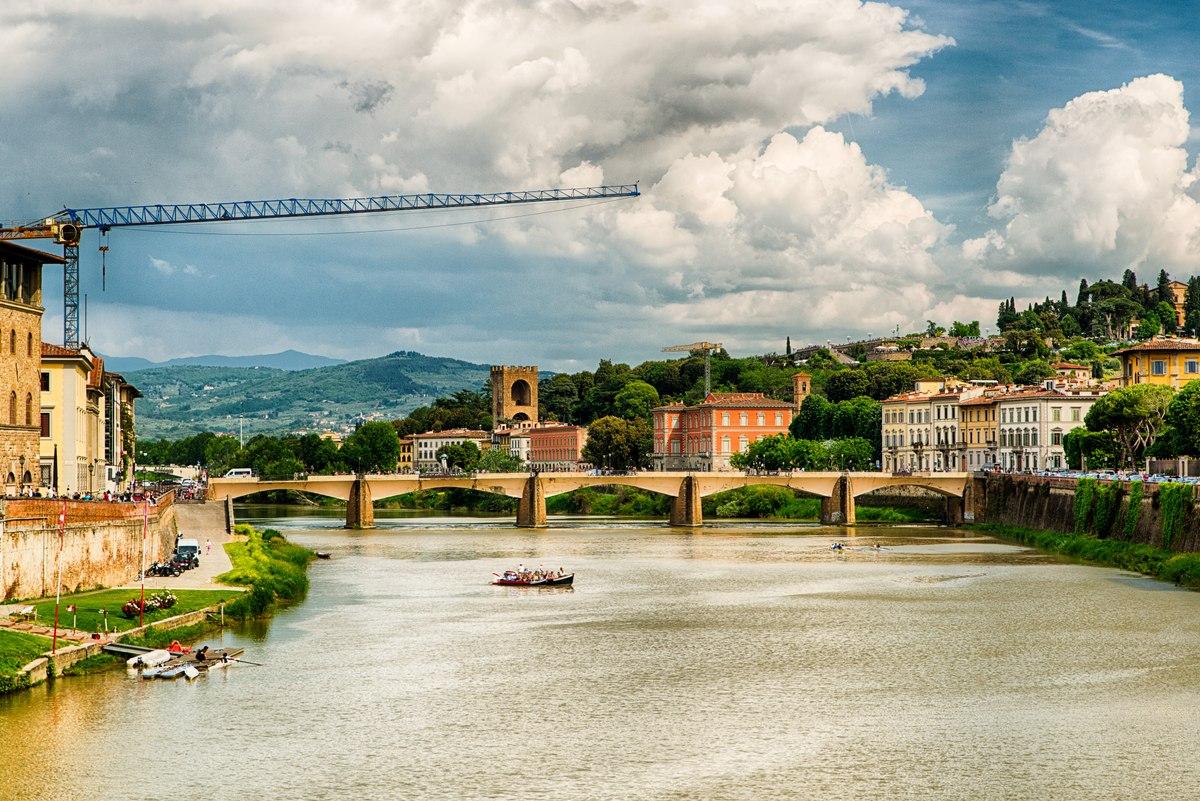 Ponte alle Grazie, Florence
