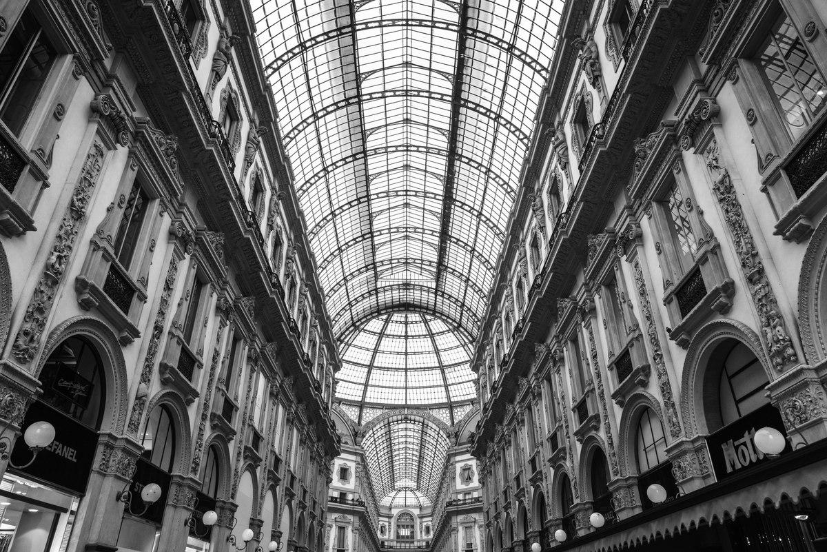 Galleria Vittorio Emanuele II interior