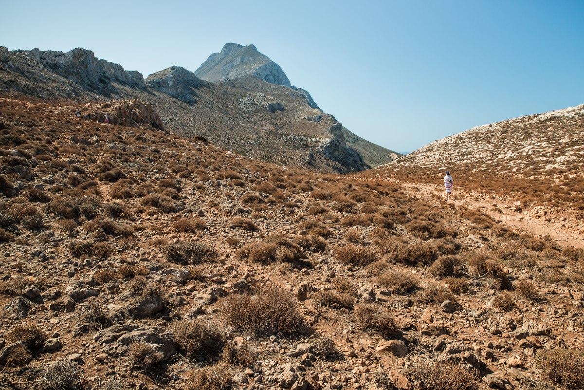 Rocky Landscape, Crete