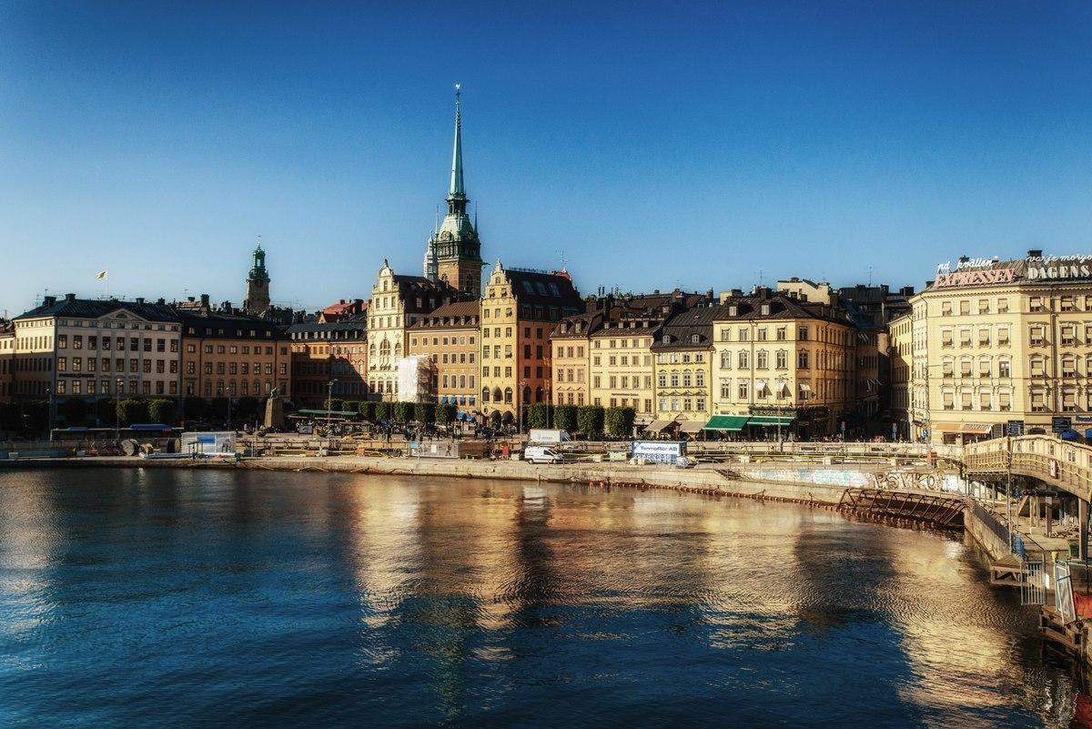 Trendy Stockholm