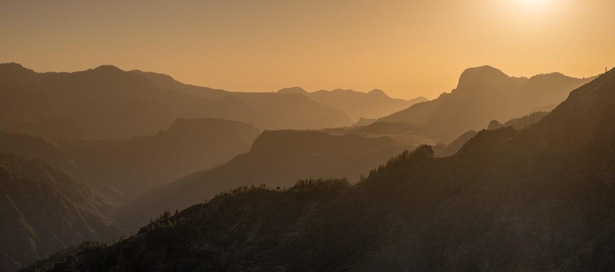 Sunset in Arte-Gaia