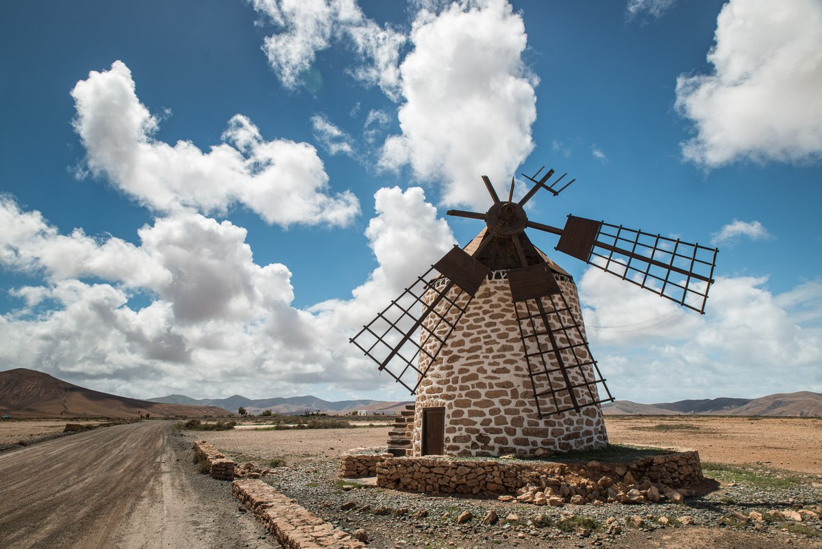Fuerteventura old mill