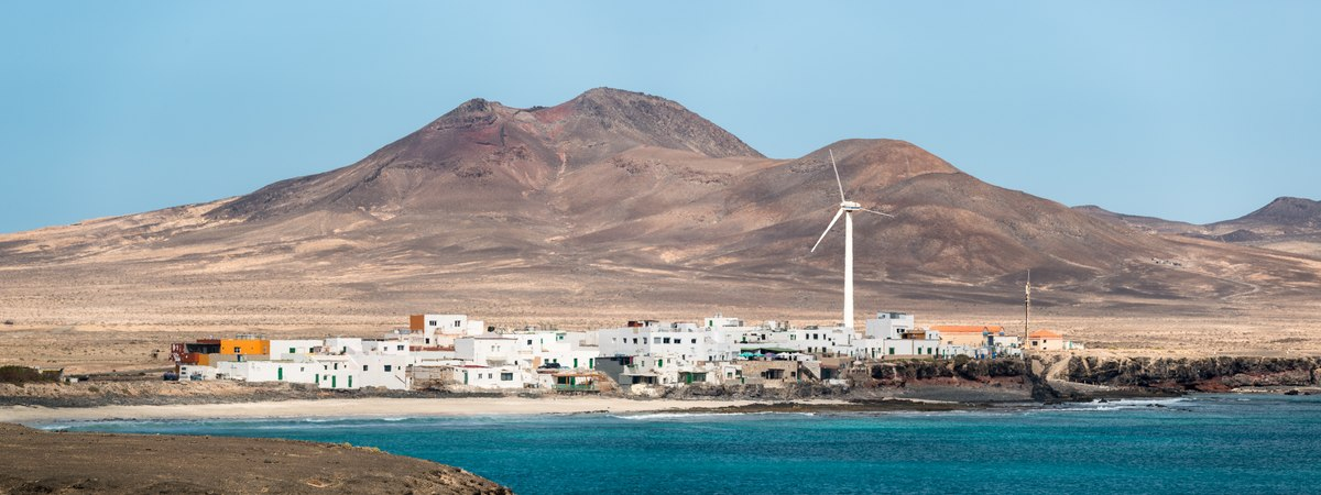 Village in Fuerteventura