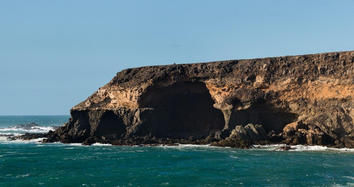 Cave in Fuerteventura