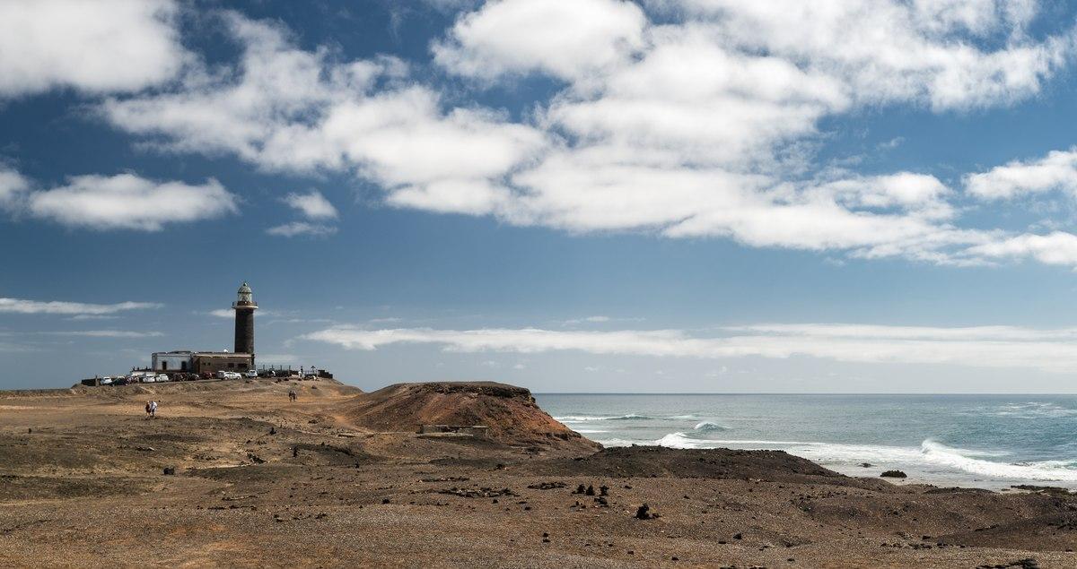 Lighthouse in Fuerteventura