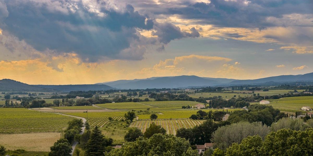 Aix-en-Provence landscape