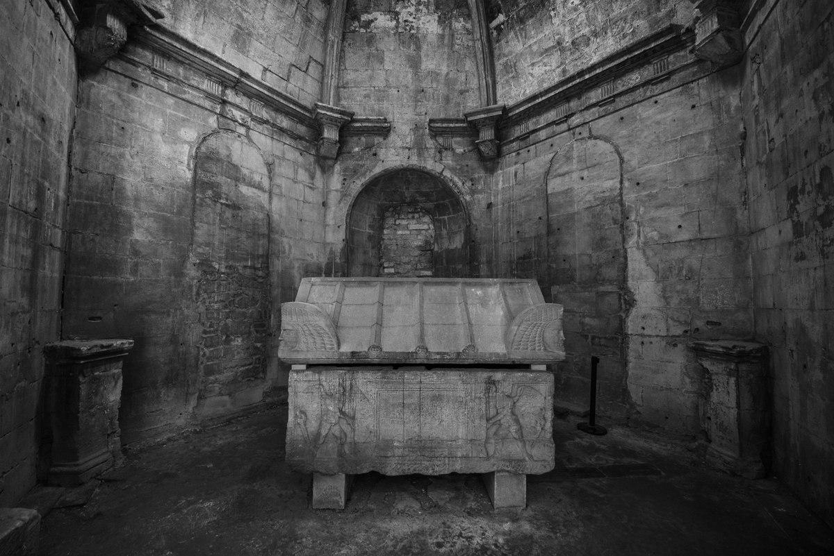 Tomb in Arles