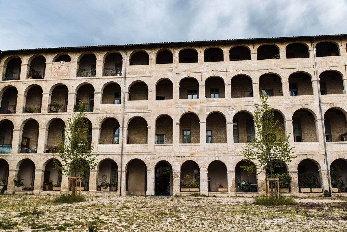Arches in Avignon