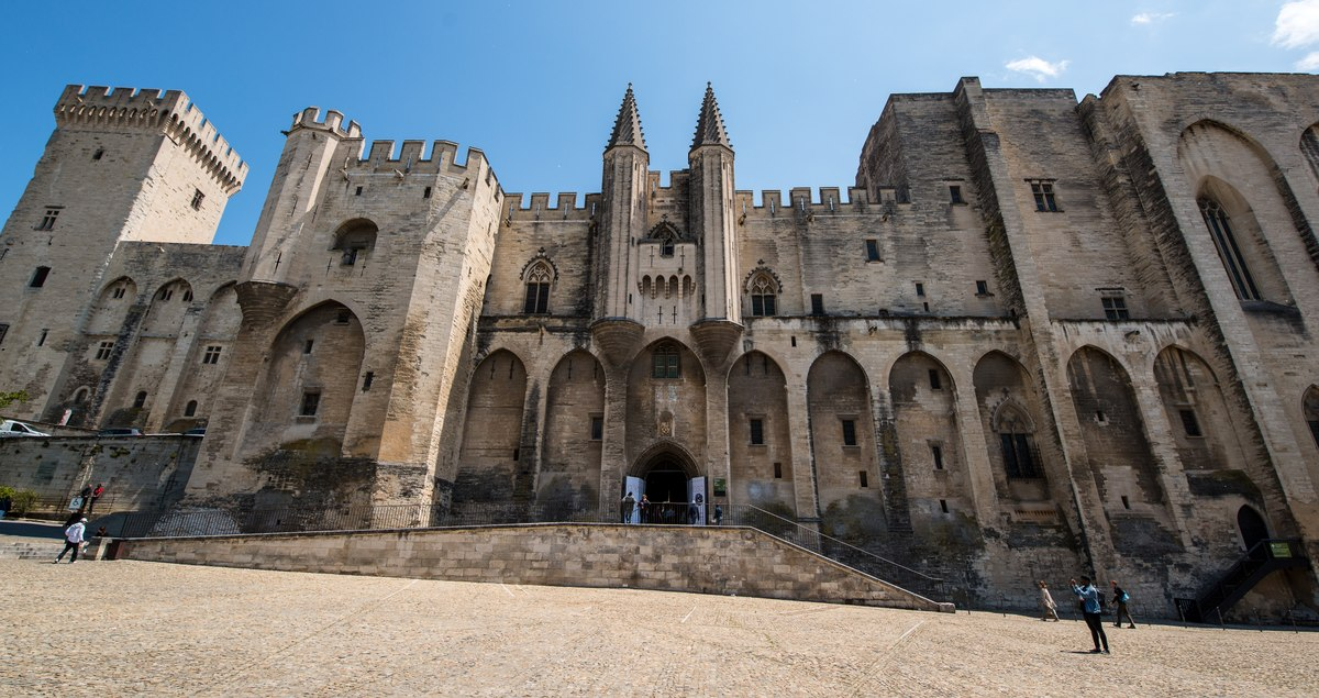 Avignon Fortress