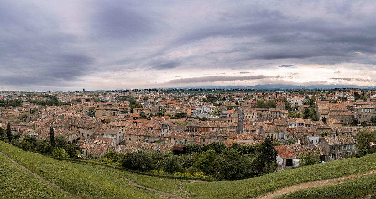 Carcassonne town