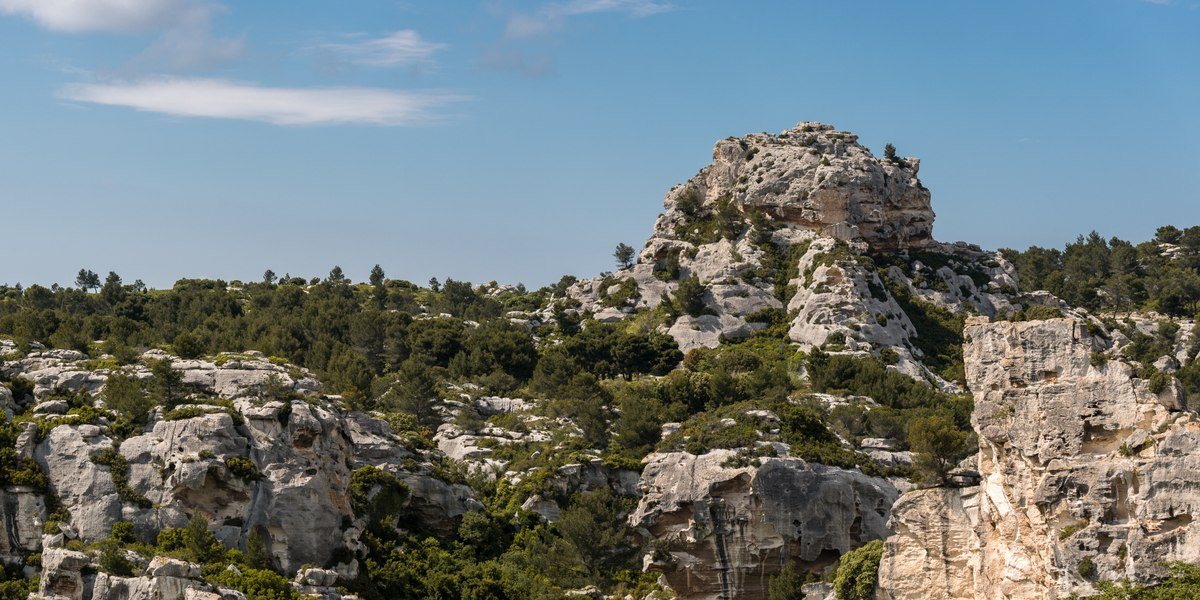Hill, Provence