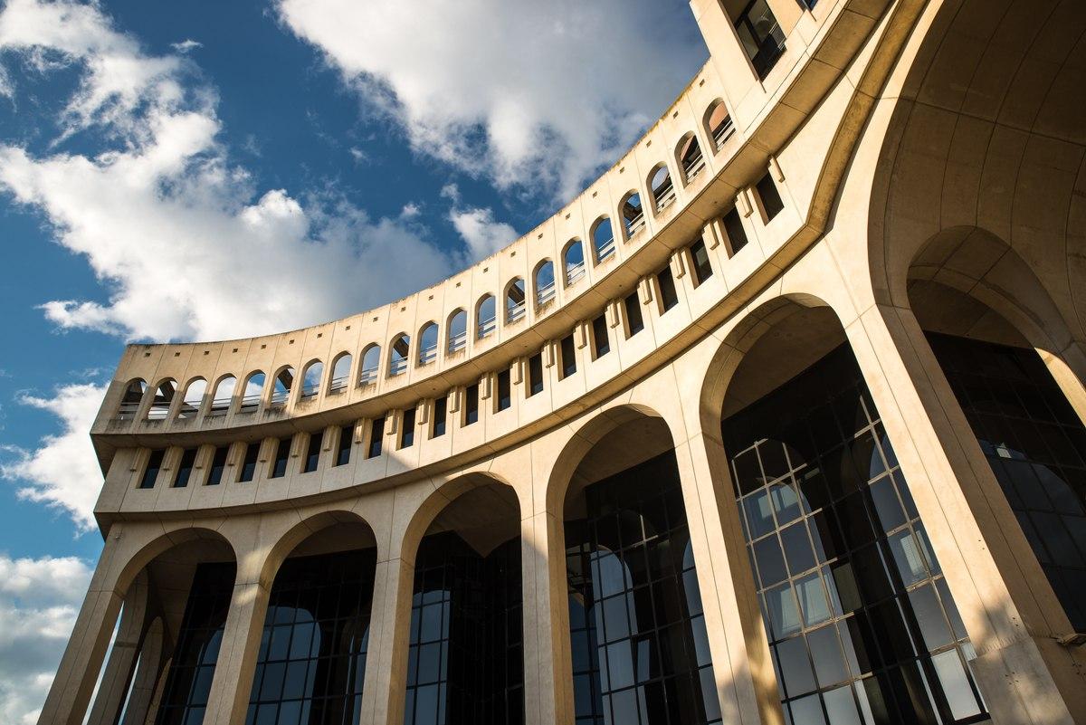 Montpellier modern architecture