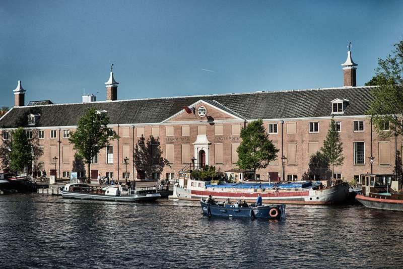 Hermitage museum, Amsterdam