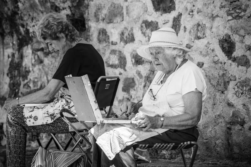 Cretan Painter
