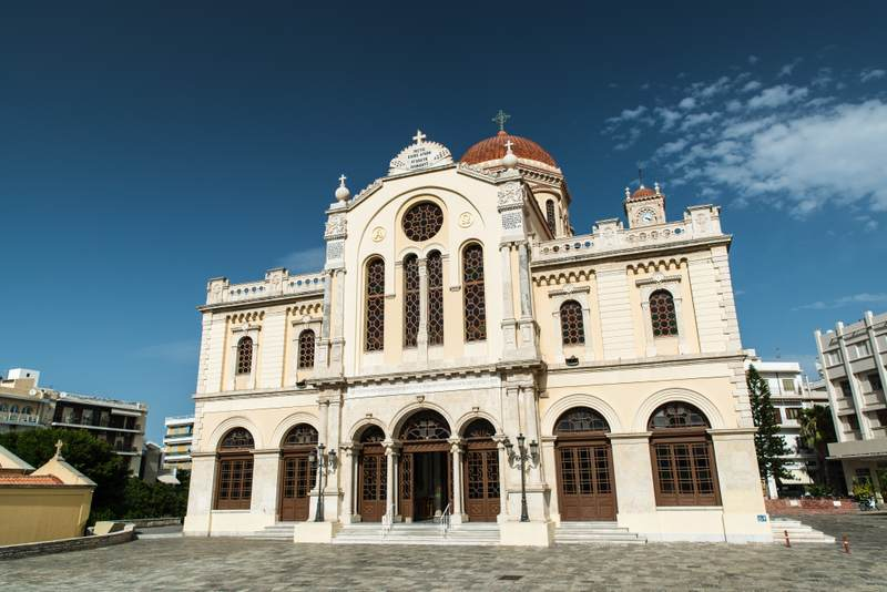 Saint Minas Cathedral, Heraklion