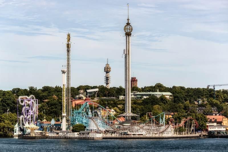Gröna Lund's Amusement Park
