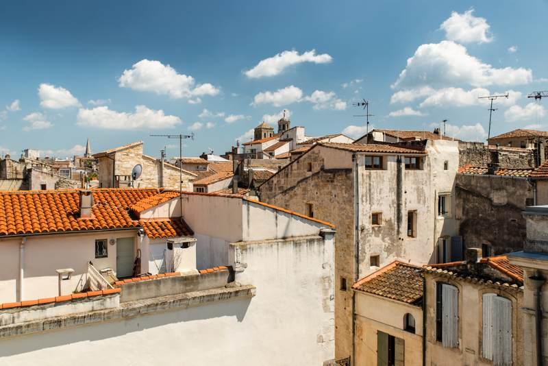 Building in Arles