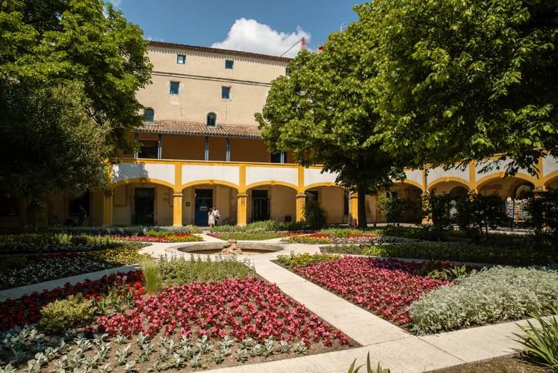 Arles park