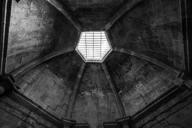Arles Cathedral details