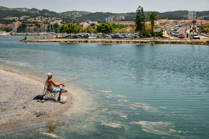 Martigues fisher man