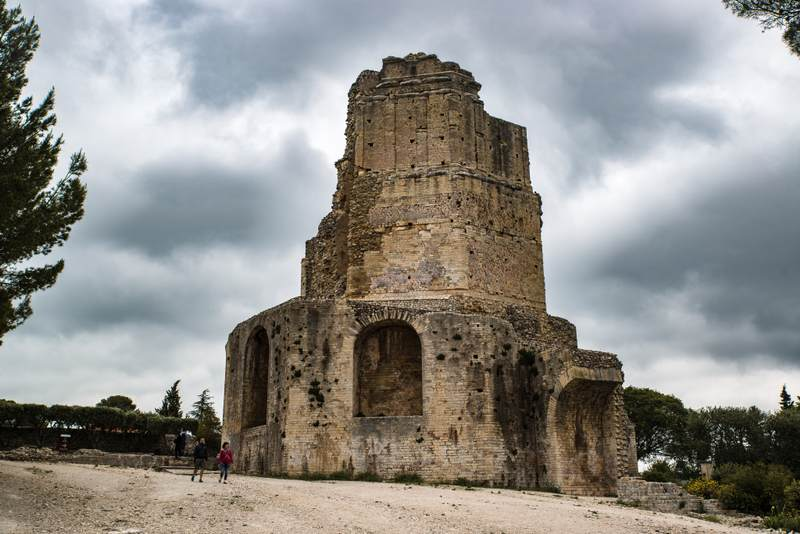 Tower in Nimes