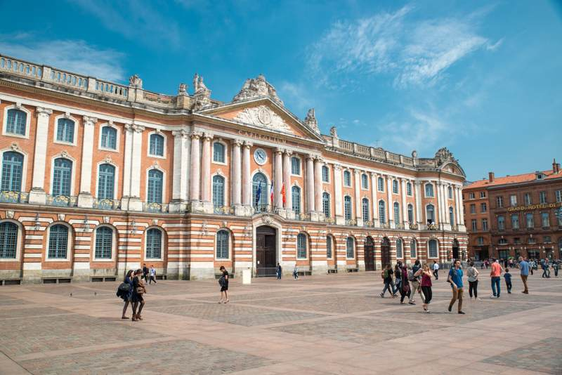 Toulouse Capitolium