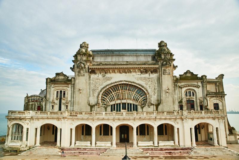 The Casino Of Constanta