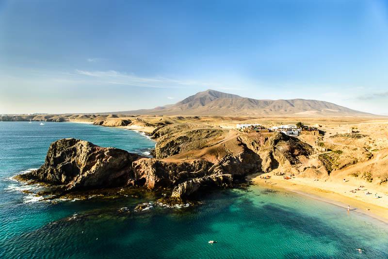 Lanzarote-Beaches