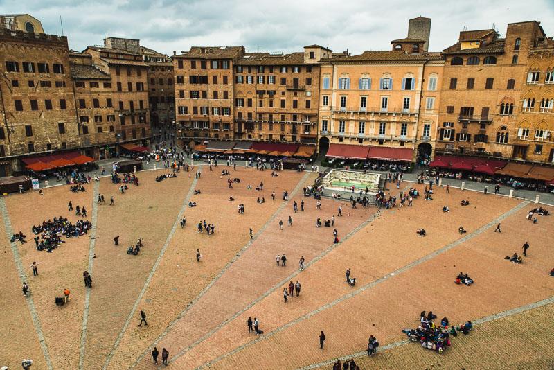 Siena, The Tuscan Beauty