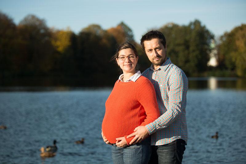 Irina & Lucian Maternity Photos