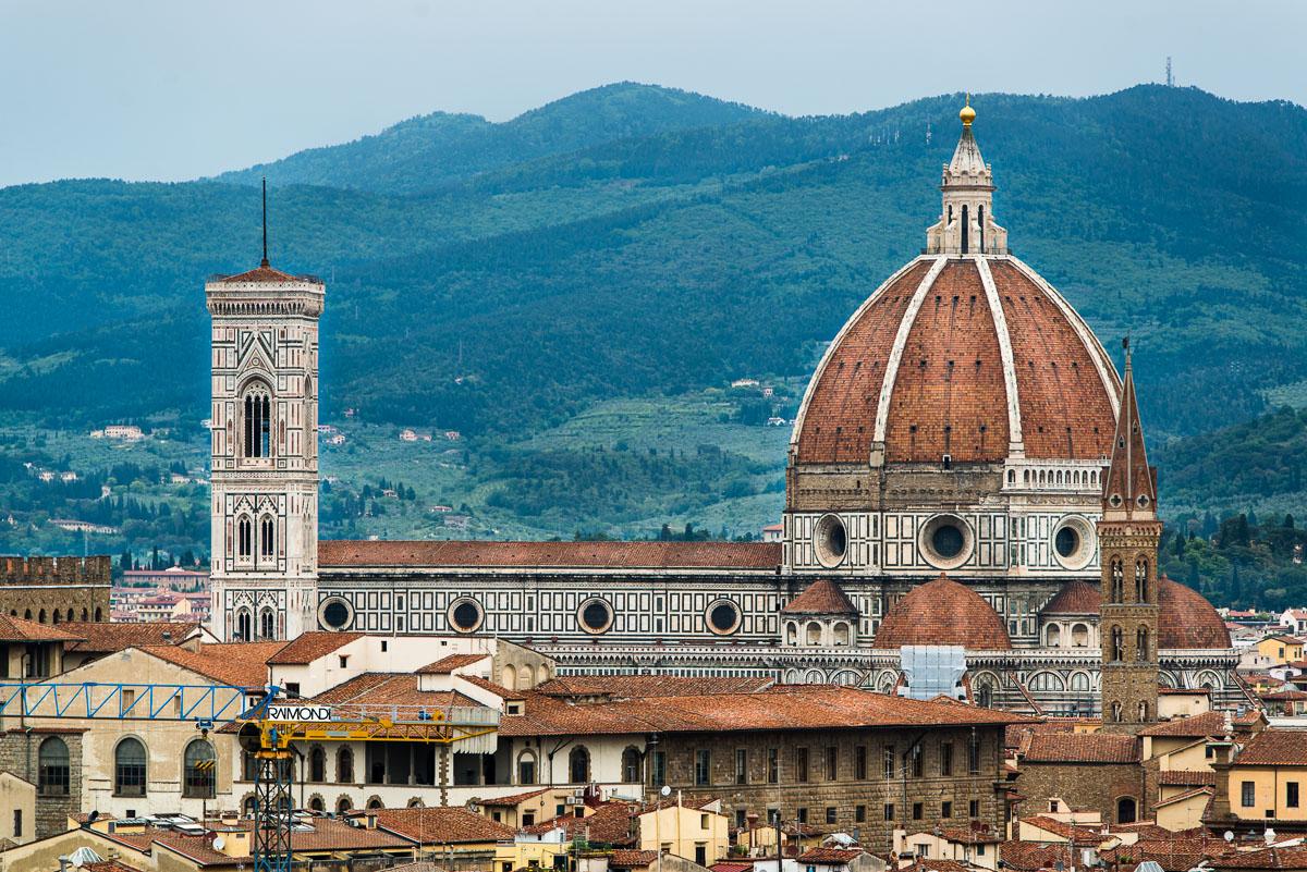 Florence' The Theme Park Of Renaissance